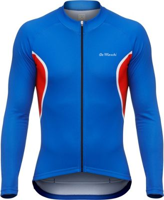 Maillot route à manches longues De Marchi Stream Thermal AW17