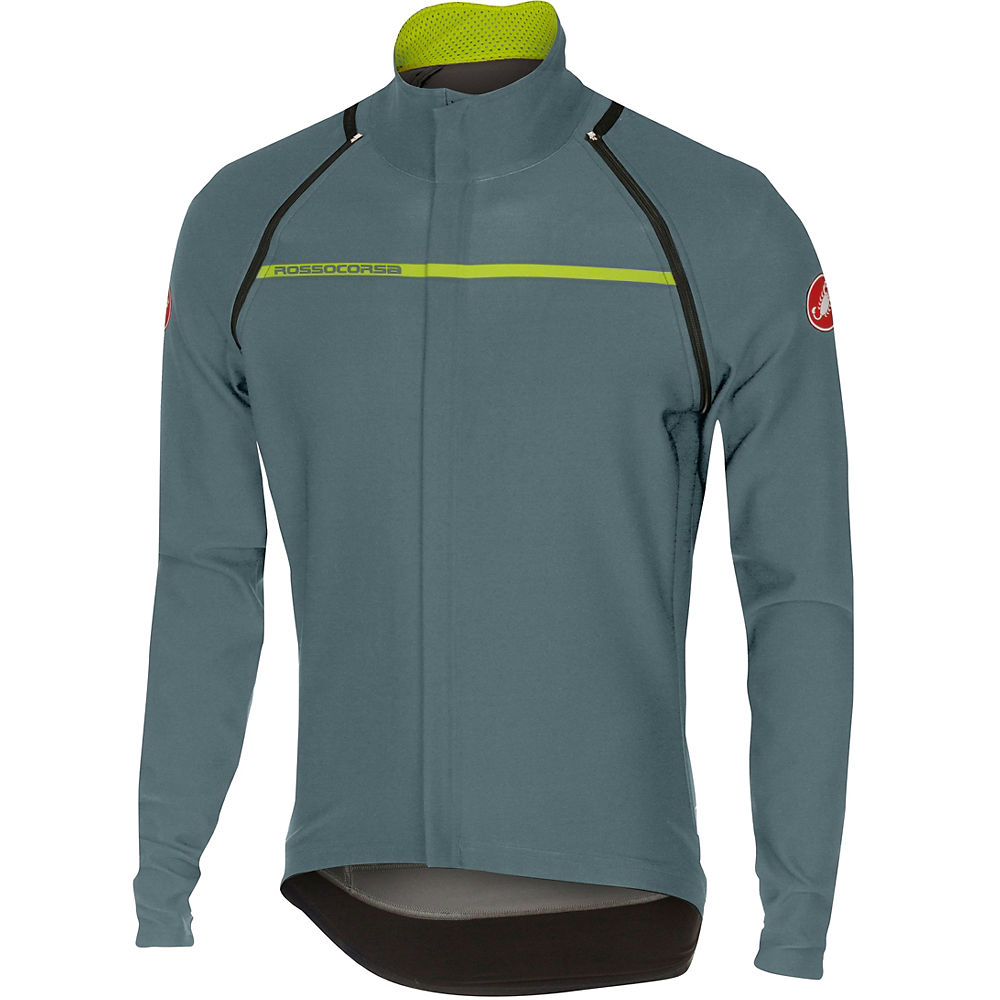 c66e576bab46e dhb Aeron Hybrid Softshell Cycling Windproof Jackets | Action Sports ...