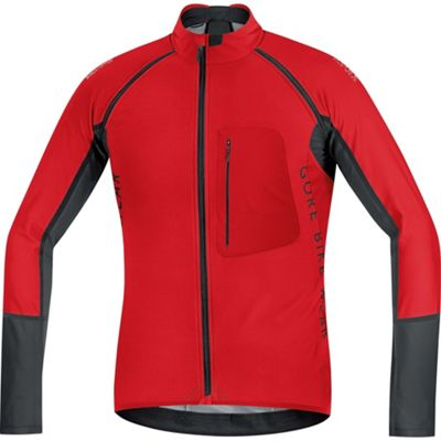 Maillot VTT à manches longues Gore Bike Wear ALP-X Pro Windstopper Zip 0