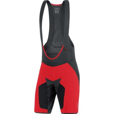 Cuissard à bretelles Gore Bike Wear ALP-X Pro 2-in-1 Shorts+