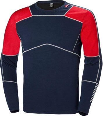 T-shirt à manches longues Helly Hansen Lifa Merino Crew AW17
