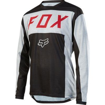 Maillot VTT à manches longues Fox Racing Indicator Moth AW17