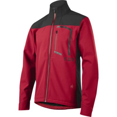 Veste vélo Fox Racing Attack Fire Softshell AW17