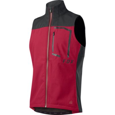 Gilet Fox Racing Attack Fire Softshell AW17