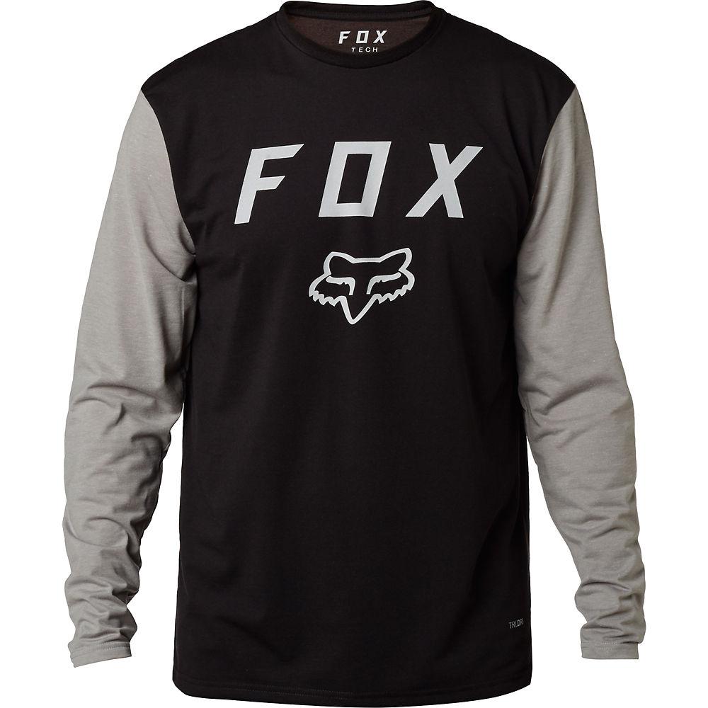 Camiseta de manga larga Fox Racing Contended Tech AW17