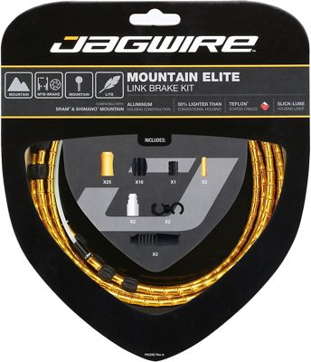 Kit de freins VTT/Route Jagwire Mountain Elite Link