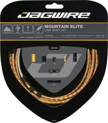 Kit de câble Jagwire mountain Elite