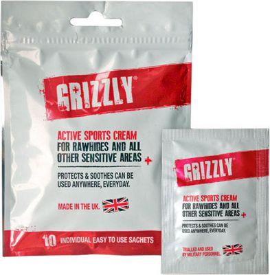 Crème Grizzly Active Sports (Pack de 10)