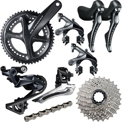 Groupe complet Shimano Ultegra R8000 11 vitesses