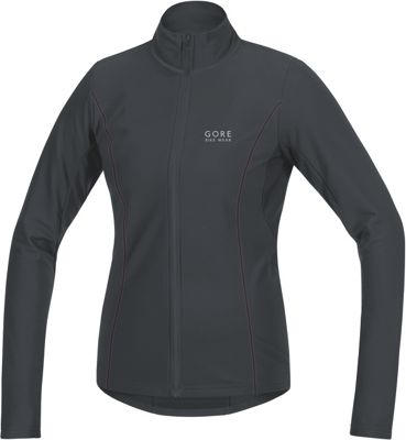 Maillot route à manches longues Gore Bike Wear Element Thermo Femme AW17