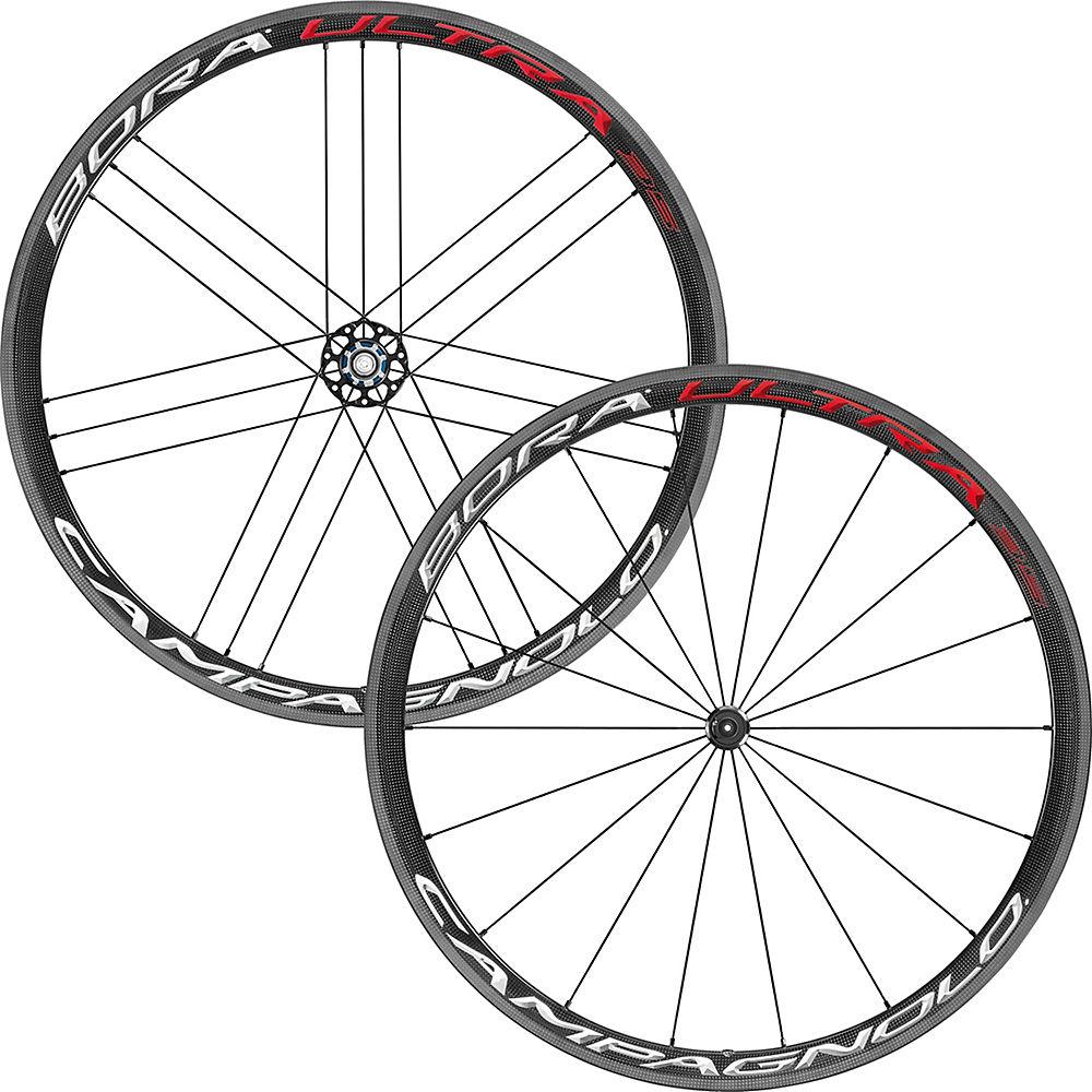 Juego de ruedas de cámara Campagnolo Bora Ultra 35 2018