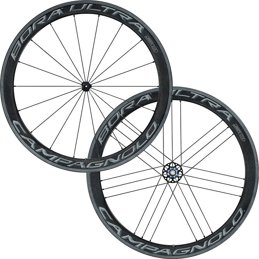 Juego de ruedas de cámara Campagnolo Bora Ultra 50 2018