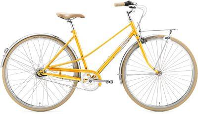 Vélo Hybride & Ville Creme CafeRacer Uno Femme 2018