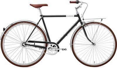 Vélo Hybride & Ville Creme CafeRacer Uno 2018