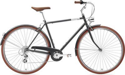 Vélo Hybride & Ville Creme Mike Uno 2018