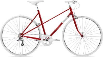 Vélo Hybride & Ville Creme Echo Mixte Uno 2018