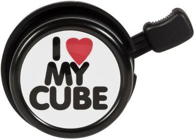 Sonnette Cube 'I Love My Cube