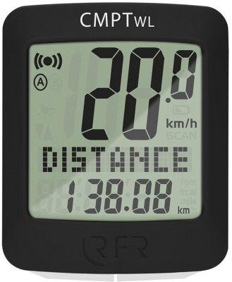 Compteur sans fil vélo Cube RFR CMPT
