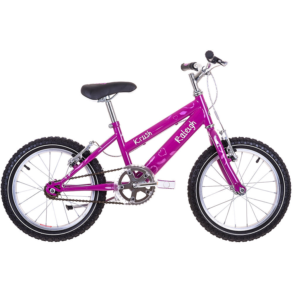 Vélo enfant Raleigh Krush 16 Fille 2017