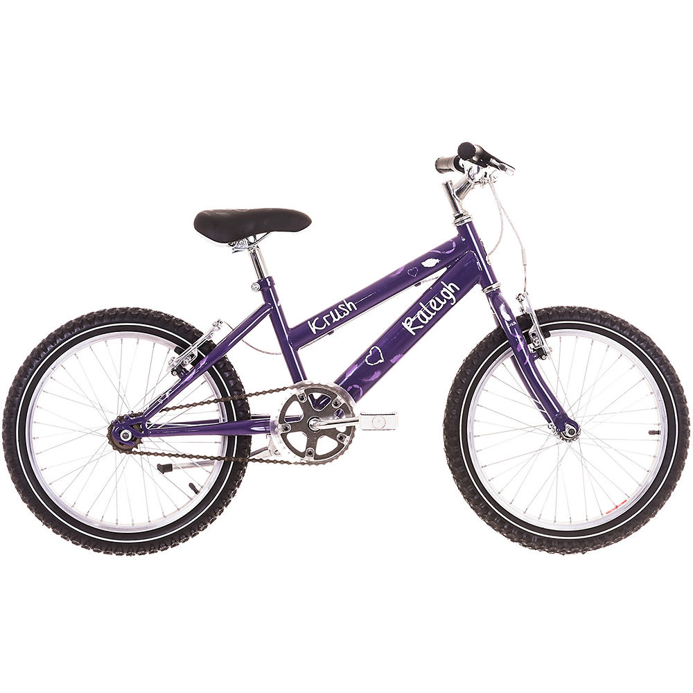 Vélo enfant Raleigh Krush 20 Fille 2017