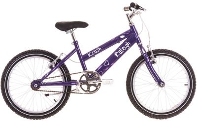 Vélo enfant Raleigh Krush 20'' Fille 2017