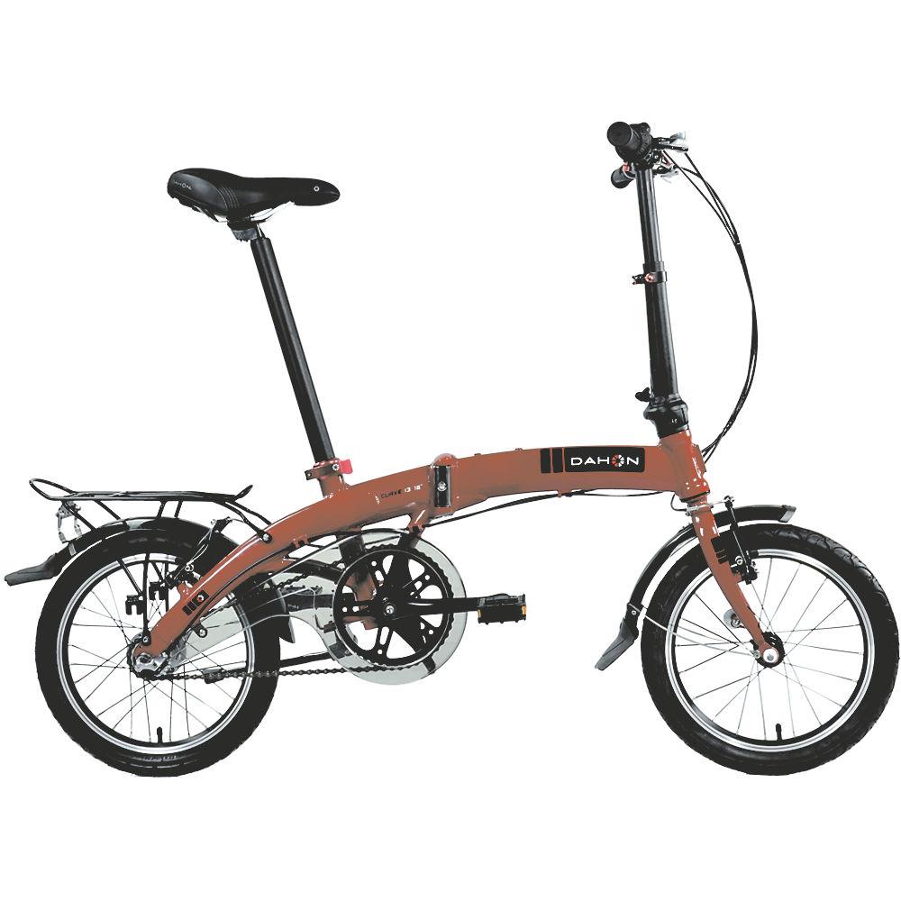 Bicicleta plegable Dahon Curve I3 2017