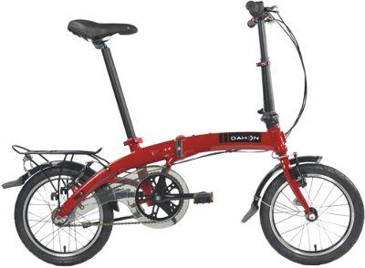 Vélo pliable Dahon Curve I3 2017