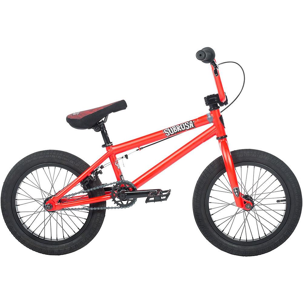 """Bicicleta de BMX Subrosa Altus 16"""" 2018"""