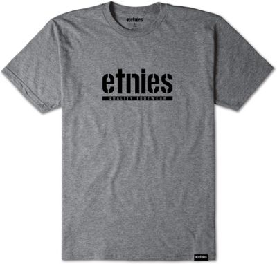 T-shirt Etnies Barred AW17