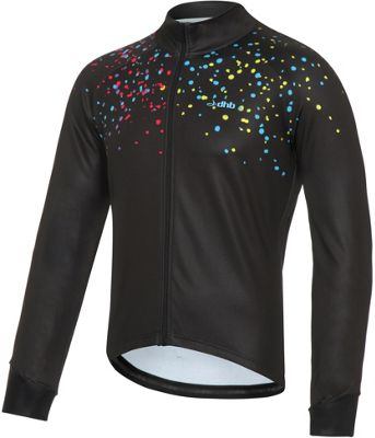 Veste vélo coupe-vent dhb Blok Softshell Spray AW17