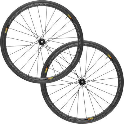 Paire de roues Mavic Ksyrium Pro Carbon SL T (disque) 2018