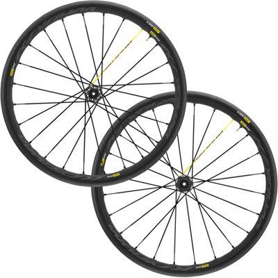 Paire de roues Mavic Ksyrium Pro Disc INT (UST) 2018