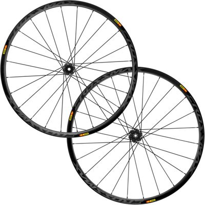 Paire de roues Mavic Crossmax Pro Carbon 27.5 2018