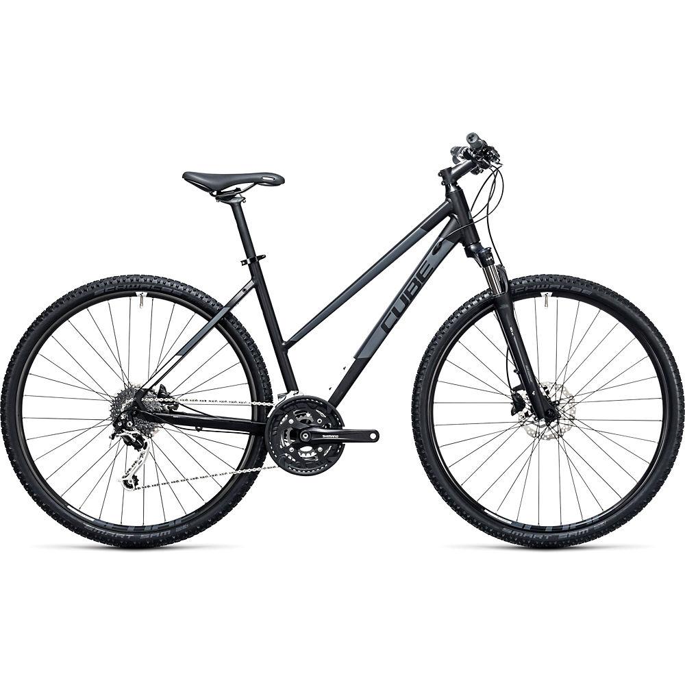 Bicicleta urbana Cube Nature 2017
