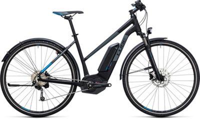Vélo hybride Cube Cross Hybrid Pro Allroad 400 2017