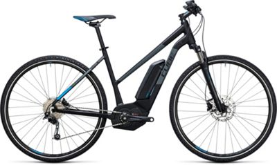 Cube Cross Hybrid Pro 500 E-Bike 2017