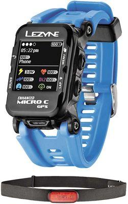 GPS Lezyne Micro Colour avec Cardiofréquencemètre et Cartes 2017