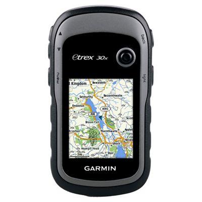 GPS Garmin eTrex 30x GPS avec carte de l'Europe de l'est 2017