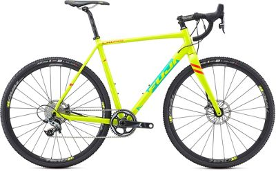 Vélo cyclocross Fuji Cross 1.1 2017