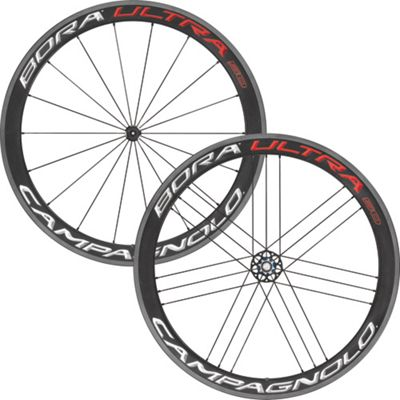 Paire de roues Campagnolo Bora Ultra 50 (boyau) 2018