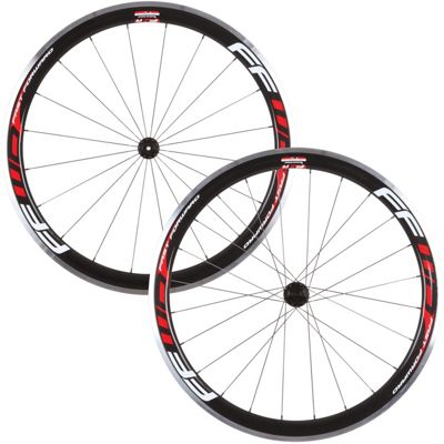 Fast Forward F4R Alloy-Carbon Clincher 240s Wheelset AW17
