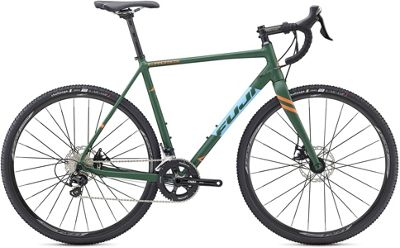 Vélo cyclocross Fuji Cross 1.7 2017