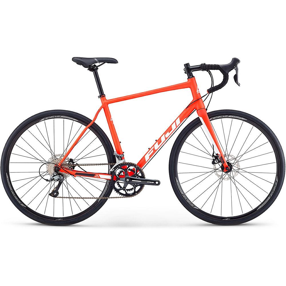 Bicicleta de carretera de disco Fuji Sportif 1.9 2018