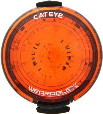 Eclairage arrière Cateye Wearable X AW17