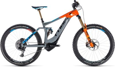 Cube Stereo Hybrid 160 Action Team 27.5 EBike 2018