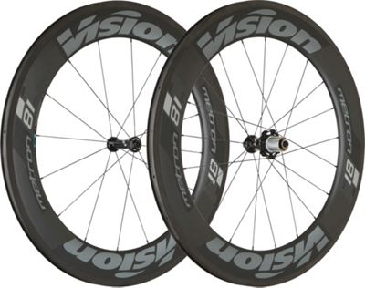 Roues Vision Metron 81 SL Carbone 2017