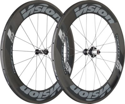 Roues Vision Metron 55 SL Carbone 2017