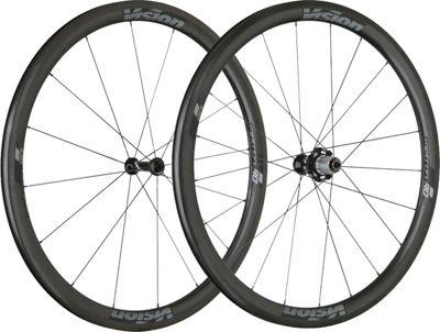 Roues Vision Metron 40 SL Carbone 2017