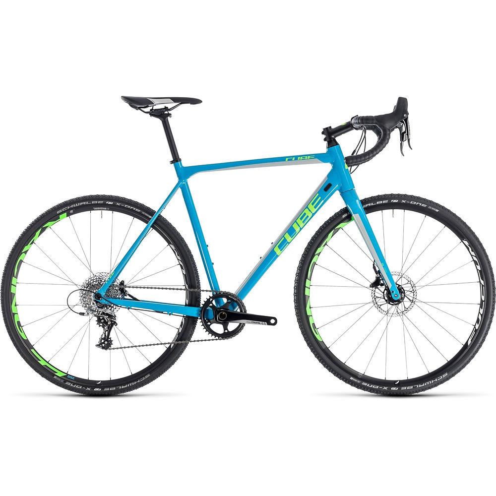 Bicicleta de MTB Cube Cross Race SL 2018