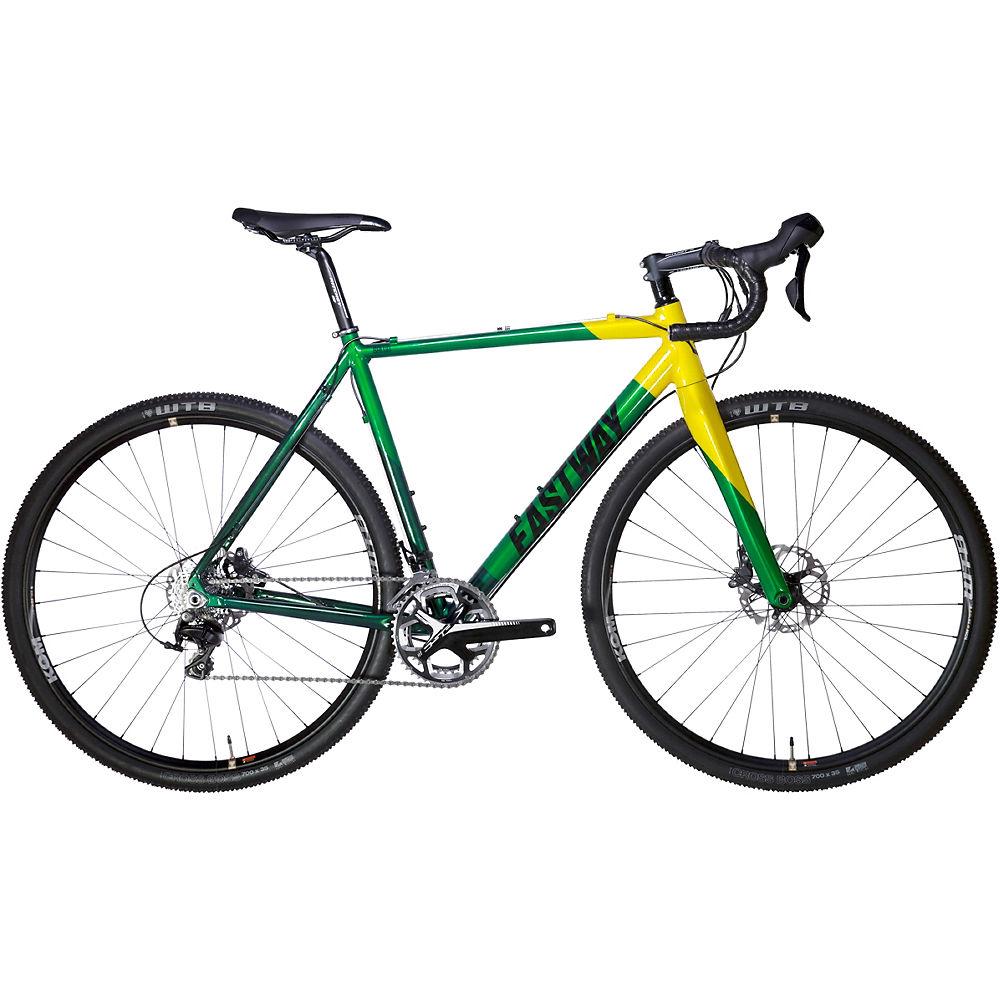 Bicicleta de ciclocross Eastway Balun C2 (105) 2017